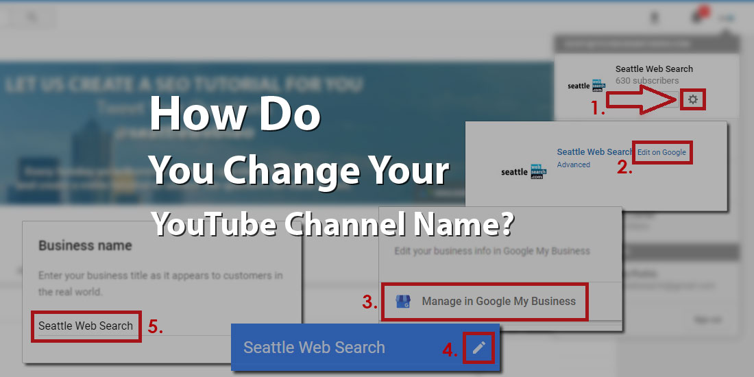 youtube how to search within a channel